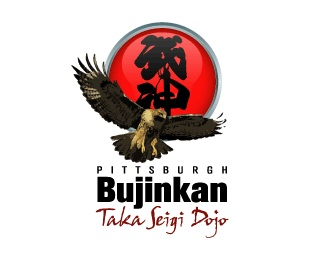 Pittsburgh Bujinkan Dojo logo
