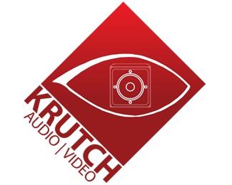 audio,video,visual,krutch logo