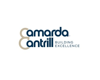 developer,commercial,contractor,navy blue,camarda   cantrill logo