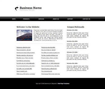 architecture,business,corporate website template