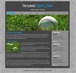 Simplistic Sport Dark